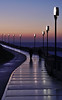 O Portiño (Paseo) (Woopi) Tags: acoruña nocturna portiño
