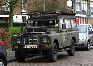 1970 Land Rover 109 Series III