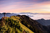 IMG_4184 (Su.Chang) Tags: 合歡山 台灣 南投 雲海 主峰 sunset