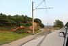 Crossing the Wonsan-Kumgangsan railway (Timon91) Tags: dprk north korea democratic peoples republic noordkorea noord nordkorea 조선민주주의인민공화국 kim juche chosun communism