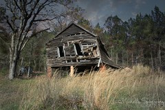 (SouthernHippie) Tags: rural ruin ruraldecay rundown rurex rustic country countryside church alabama abandoned al americana architecture american michellesummersphotography moody mayberry memories beautiful gone trees forgotten fadingamerica flickr history lonely landscape old overgrown outside usa