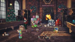 MadPea Toy Factory (CalebBryant) Tags: sl secondlife christmas madpea hunt toys santa claus north pole elf elves toy factory remarkable oblivion ro action spell jian kalopsia boogers