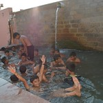 Hot Water River Bath @ Dholera (2)
