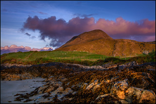 An Evening At Fanore Bach