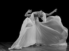 P7231193 (Fiona Katarina) Tags: ballerina nyc blackwhite bw red flow grace movement olympus omdemii fabric billowy dance
