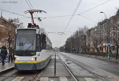 3003 - 25 - 30.12.2017 (4) (VictorSZi) Tags: romania bucharest bucuresti transport tram tramvai ratb publictransport militari bucur winter iarna december decembrie nikon nikond3100