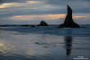 Sea Stacks at Sunset (Don Geyer) Tags: seastacksatbandonbeachatsunrise facerockstatewayside bandon oregon usa or us unitedstates pacificocean habitat environment naturalenvironment habitats environments naturalenvironments ocean oceanic sea seas oceans outdoor outside outdoors rock rocks scenic scenery scenics shore shoreline shorelines shores wild uncultivated ecology ecosystem ecosystems nature winter wintertime winters wintertimes sunset water saltwater