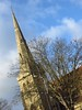 118#5 Spire (Pat's_photos) Tags: church spire romford 1185