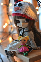 Banana (-gigina-) Tags: banana doll pullip yeolume podo cute obitsu christmas lalaloopsy nikon d3100