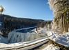 20180103-DSC_9095-Pano (the Mack4) Tags: 2018 geneseeriver ice january letchworth newyork water bridge fence waterfall