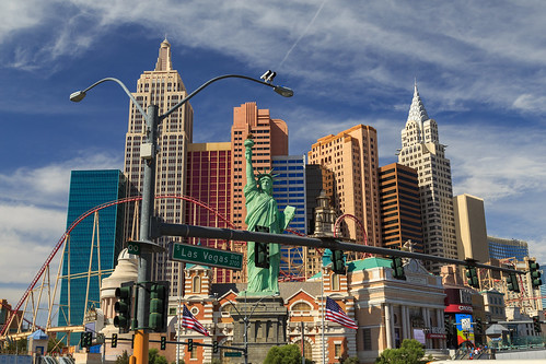 Las Vegas 'New York, New York'