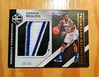 "2015-16 Limited Andrew Wiggins Unlimited Potential Jumbo Patch Card #'d 24/25. A BEAST of a piece of the ""W""! (CardKing739) Tags: nba paniniamerica limited andrewwiggins karlanthonytowns minnesotatimberwolves kansas jayhawks canada mapleleaf sports sportscards tradingcards blowoutcards whodoyoucollect black blue silver white art picture photo pinterest instagram facebook tumblr nike adidas underarmour fav100 fav50 fav25 wolves powerofthepack rare insane"