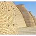 Bukhara UZ - Ark of Bukhara wall