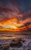 Clouds of Fire (DonMiller_ToGo) Tags: beachlife goldenhour outdoors longexposure caspersenbeach sunsetmadness sunsets nature slowwater rocks sky sunsetsniper seascapes d810 beachphotography florida