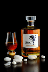 Hibiki (Veselin Mihaylov) Tags: still life studio whiskey hibiki japanese fuji godox