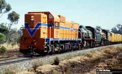 J365 A1508 W947 W924 transfer Eddie Moir photo. (RailWA) Tags: railwa philmelling joemoir westrail a1508 w947 w924 transfer