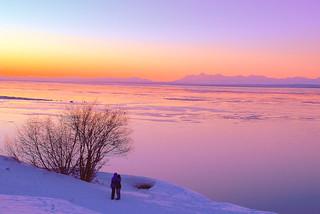 Anchorage Alaska Point Woronzof Revisited
