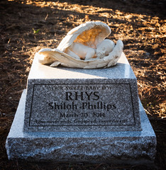 Our Sweet Baby Boy (RPA-Home) Tags: cemetery pacificgrove