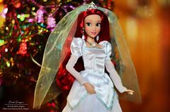 Little mermaid 11 (Lindi Dragon) Tags: doll disney disneyprincess disneystore mattel ariel little mermaid collection