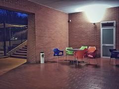 L'attesa... (The wait...) (drugodragodiego) Tags: attesa brescia casadiriposo architecture chairs sedie poltroncine samsung samsungsmg950f samsungs8 natale