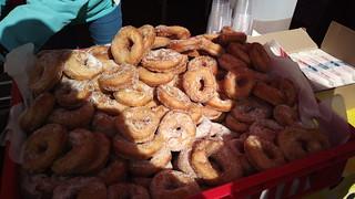Vallila Vappu doughnuts