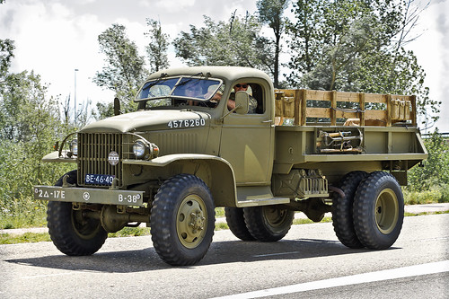 GMC CCKW 353 4x4 1944 (2872)