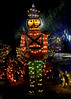 0246937494-95-Christmas Toy Soldier at the Cactus Garden-1 (Jim There's things half in shadow and in light) Tags: 2017 cactusgardens canon5dmarkiv christmaslights ethelmchocolates nevadacameraclub night november sigma24105mmf4dg lights christmas toysoldier
