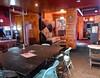Warm Bar (mikecogh) Tags: fitzroy bar cafe war decor cosy comfortable homey