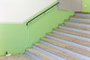 Cable And Green (pni) Tags: interior stairway staircase steps stairs cable handrail green wall arabia helsinki helsingfors finland suomi pekkanikrus skrubu pni