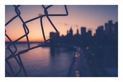 NYC (Italian man in New York) Tags: earth city love newyork ny sunset bokeh blur