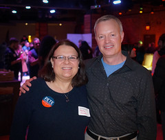 2018.01.06 Out for Pete II with Martin O'Malley and Danica Roem, Washington, DC USA 2244