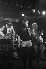 カルメンマキ & OZ Special Session at Crawdaddy Club, Tokyo, 07 Jan 2018 -00156