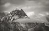 Annapurna (mizan3950) Tags: mountain annapurna himalayas blackwhite blackandwhite monochrome nepal travel pokhara sarangkot tourism