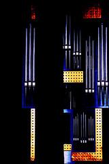 Heavenly Music (Armin Fuchs) Tags: arminfuchs stburkardus würzburg organ blue gold music musicalinstrument pipes