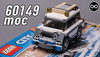 60149 Adventure Explorer (KEEP_ON_BRICKING) Tags: lego city 60149 alternate moc model mod car vehicle 4x4 offroad custom design keeponbricking