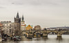 Charles Bridge, Prague (Smeets Paul (ty for 1,9 million views)) Tags: prague praag charlesbridge