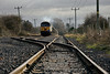 Take It Easy (whosoever2) Tags: england unitedkingdom uk gb greatbritain nikon d7100 december 2017 railway railroad train rog class56 56301 barrington quarry foxton wembley track switch 6t02