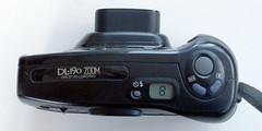 Fuji DL-190 (pho-Tony) Tags: photosofcameras fujidl190zoom fuji dl190 fujidl190 zoom pointandshoot fujinon 35mm auto automatic