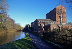 The old engine house, Tardebigge, Worcestershire (alanhitchcock49) Tags: tardebigge worcestershire near redditch bromsgrove worcester and birmingham canal 28 december 2017 the old engine house