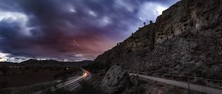 Panorama risco de la cuevas - Perales de Tajuña