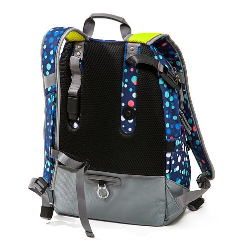 Po Campo Irving Backpack Pannier Bike Bag