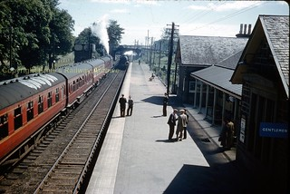 TAIN  Trains xing 14July59 x
