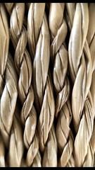 Braids (efairhurst) Tags: lighting rope hemp strong strength efairhurst texture braid