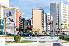 Vlora (Marion Dautry) Tags: vlora albania city urban wandering wanderlust exploring colors tourism streetart art