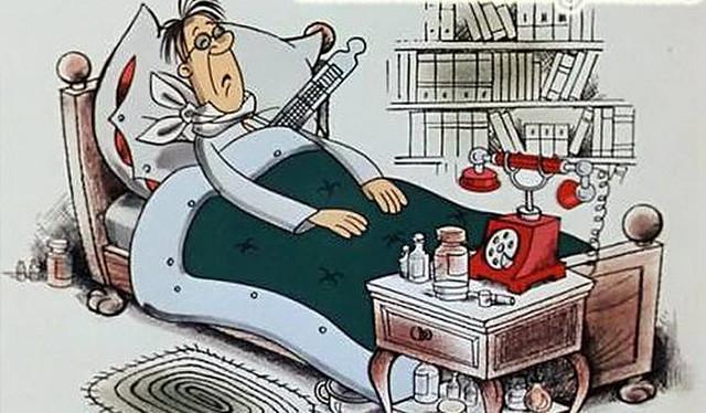 Учёные поведали, почему мужчины тяжелее переносят грипп ипростуду