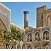 Samarqand UZ - Registan Ulugbek-Madrasa 07