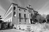 Mansion (Jonathan Palfrey) Tags: photo digital photomatix exposurefusion monochrome blackandwhite landscape house santperederibes catalunya cataluña catalonia españa spain
