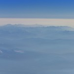 The Southern Rocky Mountains Stretching on and on Across the Colorado Landscape thumbnail