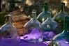 Damajuanas (Raquel Borrrero) Tags: cristal crystal nikon bottles demijohn carboy damajuanas esparto