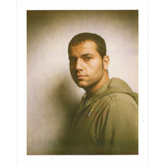 Yousef (Ahmadthepreacher) Tags: mamiya mamiyapresskit 600se polaroid mediumformat male friend studiolight